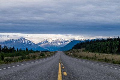 alaska family road trip
