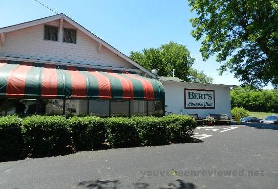 Bert's Hometown Grill and Pizzeria